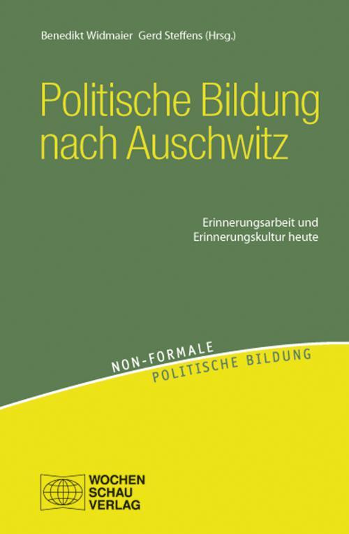 Politische Bildung nach Auschwitz cover