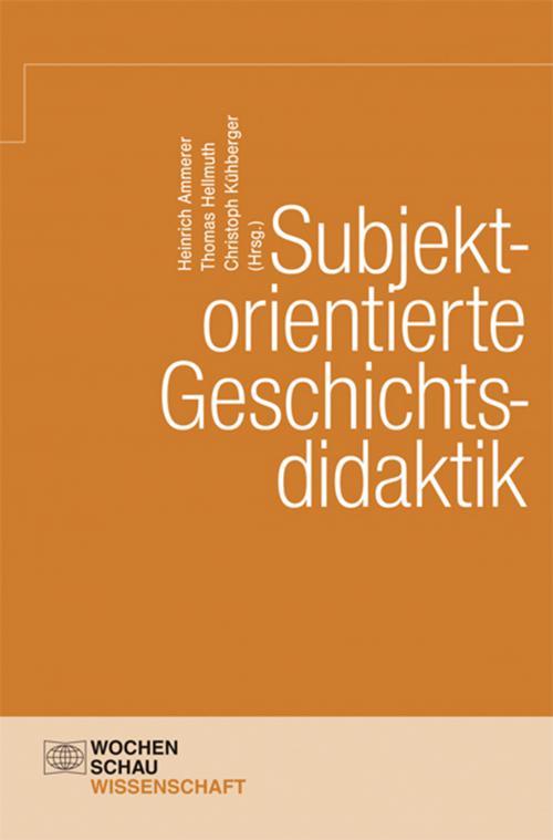 Subjektorientierte Geschichtsdidaktik cover