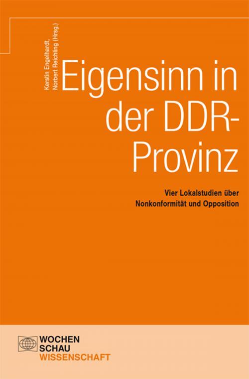 Eigensinn in der DDR-Provinz cover