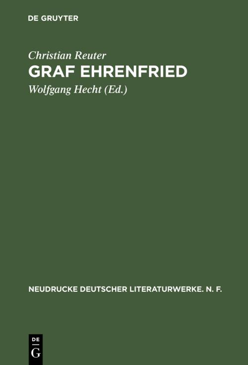 Graf Ehrenfried cover