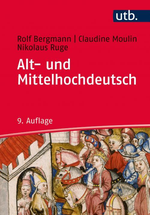 Alt- und Mittelhochdeutsch cover