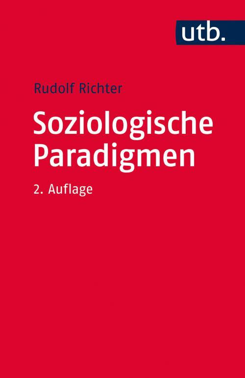 Soziologische Paradigmen cover