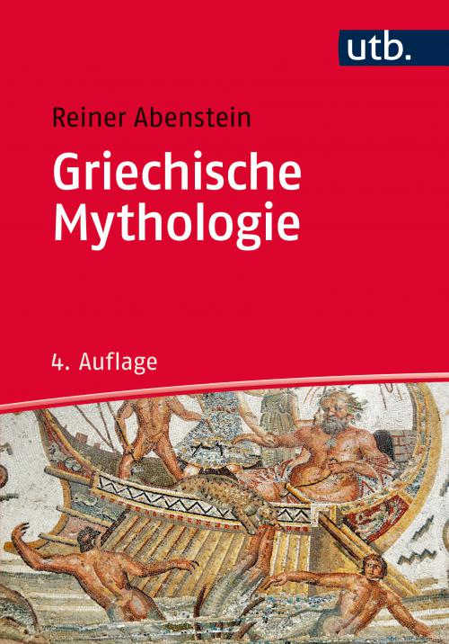 Griechische Mythologie cover