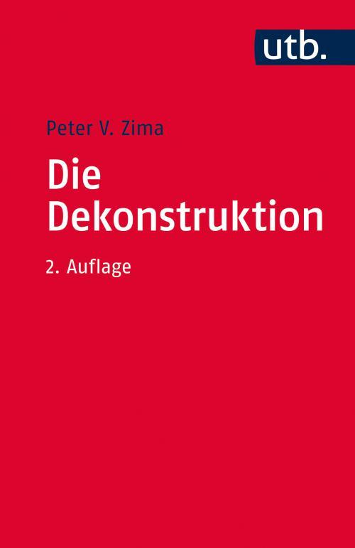 Die Dekonstruktion cover