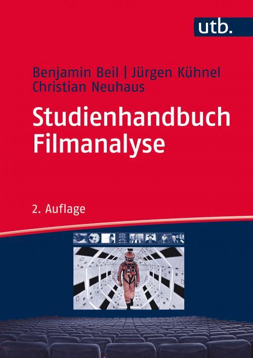 Studienhandbuch Filmanalyse cover