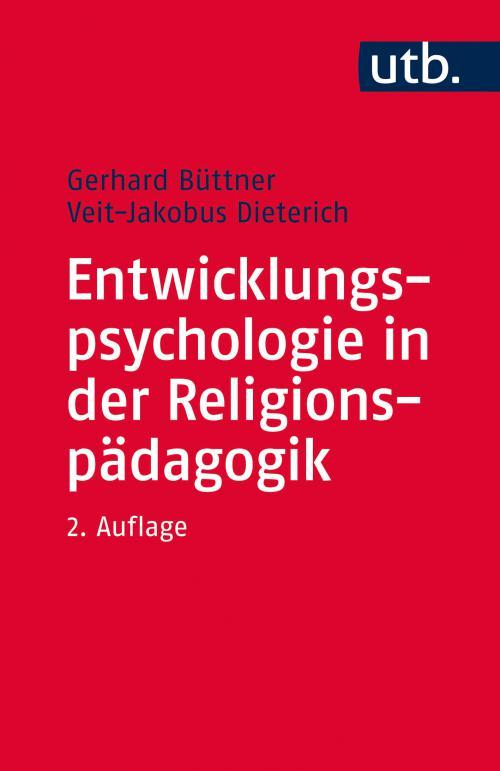 Entwicklungspsychologie in der Religionspädagogik cover