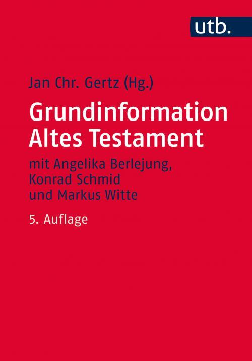 Grundinformation Altes Testament cover