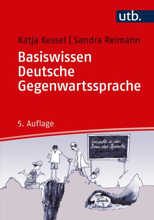 Basiswissen Deutsche Gegenwartssprache cover