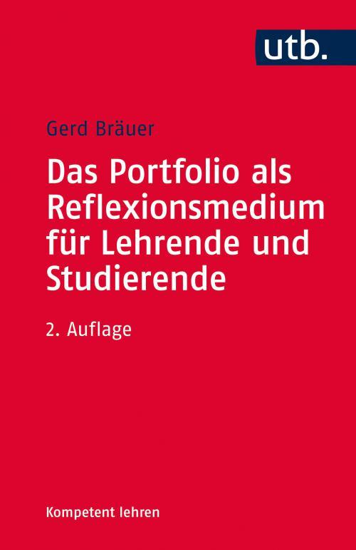 Das Portfolio als Reflexionsmedium für Lehrende und Studierende cover