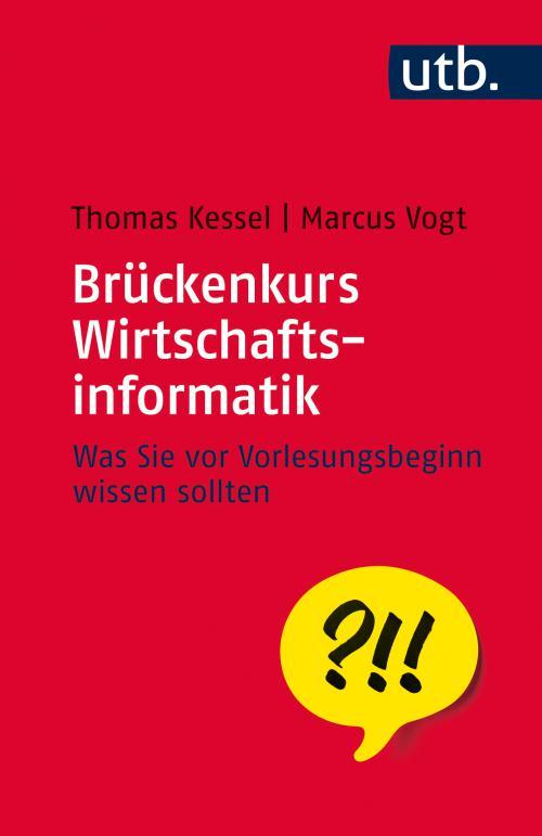 Brückenkurs Wirtschaftsinformatik cover