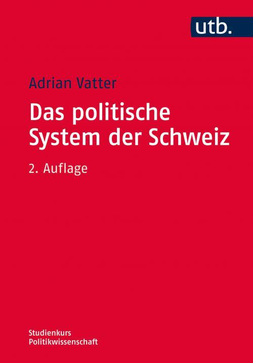 Das politische System der Schweiz cover