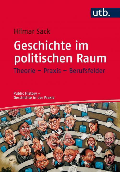 Geschichte im politischen Raum cover