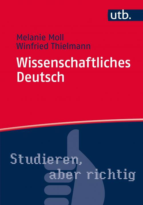 Wissenschaftliches Deutsch cover