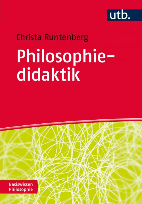 Philosophiedidaktik cover