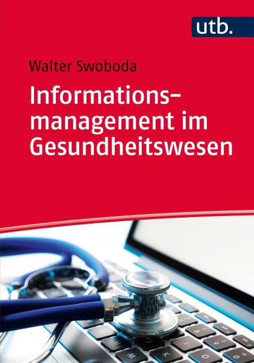 Informationsmanagement im Gesundheitswesen cover