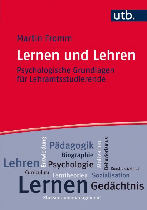 Lernen und Lehren cover