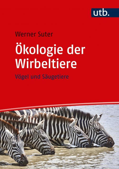 Ökologie der Wirbeltiere cover