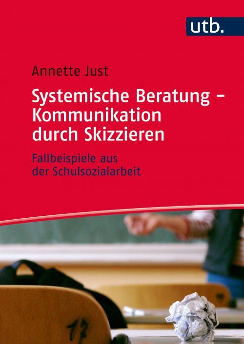 Systemische Beratung - Kommunikation durch Skizzieren cover