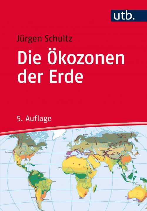Die Ökozonen der Erde cover