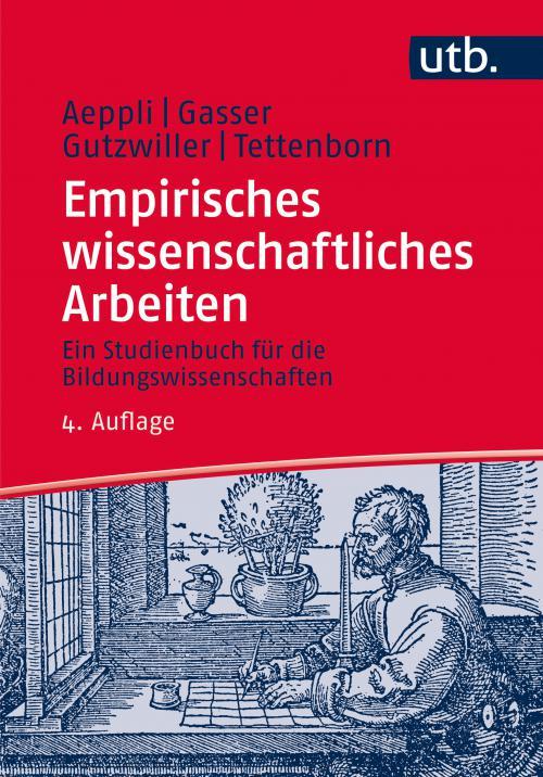 Empirisches wissenschaftliches Arbeiten cover