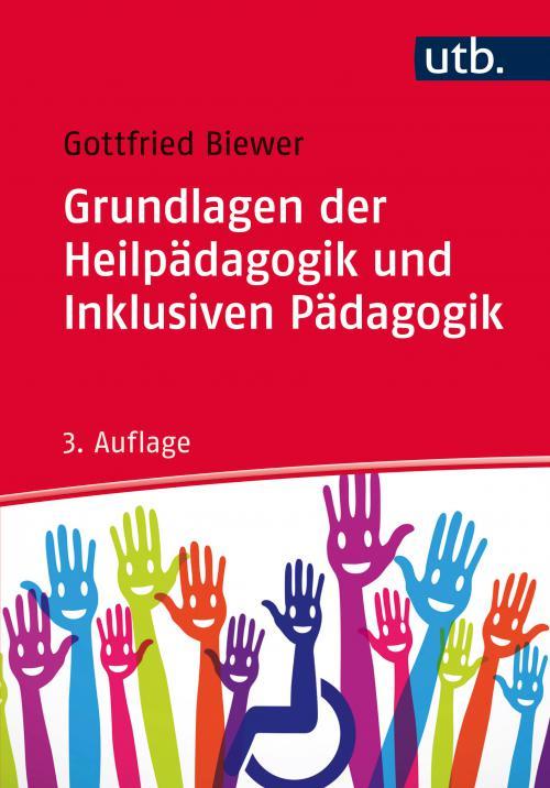 Grundlagen der Heilpädagogik und Inklusiven Pädagogik cover