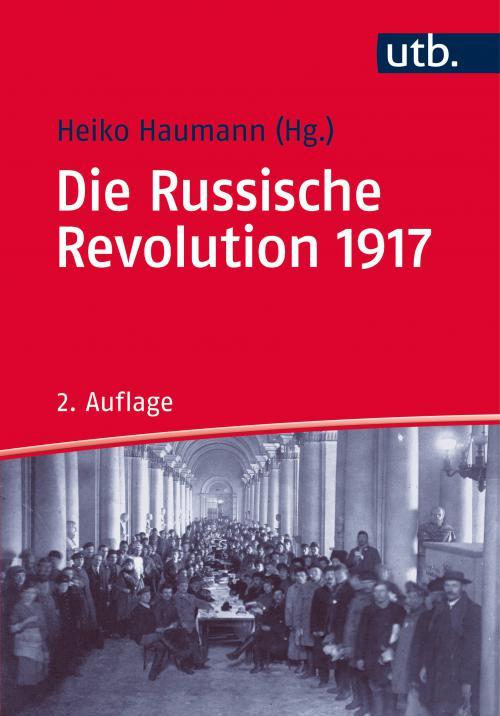 Die Russische Revolution 1917 cover