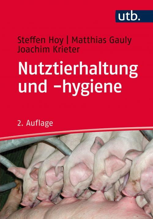 Nutztierhaltung und -hygiene cover