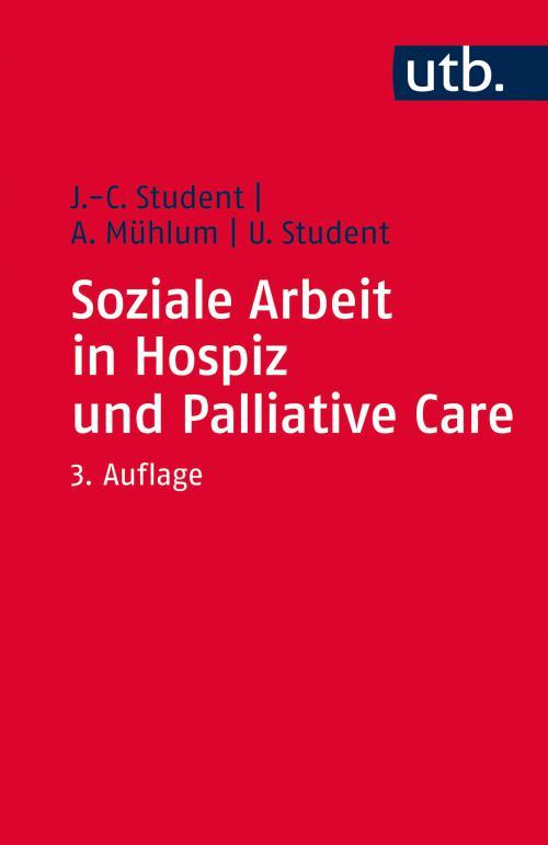 Soziale Arbeit in Hospiz und Palliative Care cover