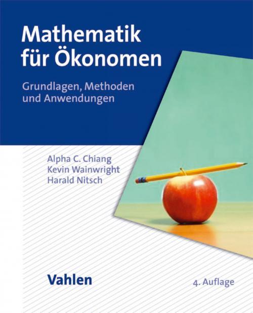 Mathematik für Ökonomen cover