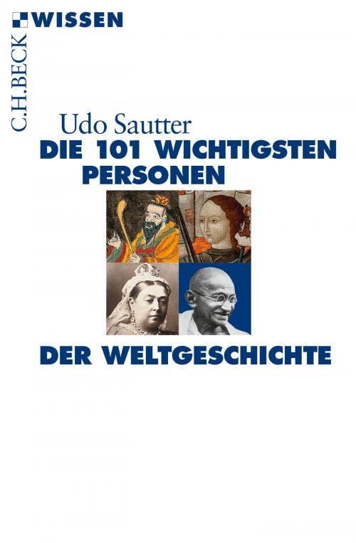 Die 101 wichtigsten Personen der Weltgeschichte cover