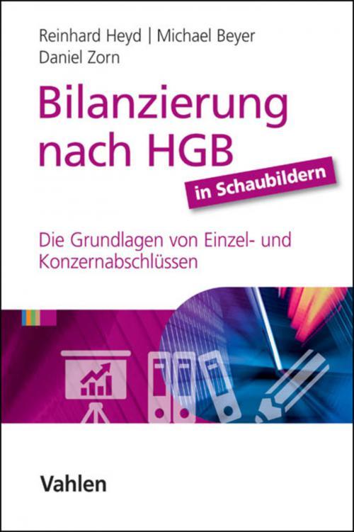 Bilanzierung nach HGB in Schaubildern cover