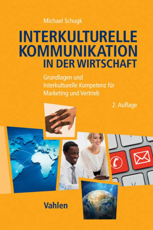 Interkulturelle Kommunikation in der Wirtschaft cover