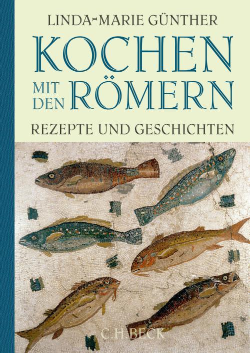 Kochen mit den Römern cover