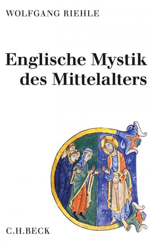 Englische Mystik des Mittelalters cover