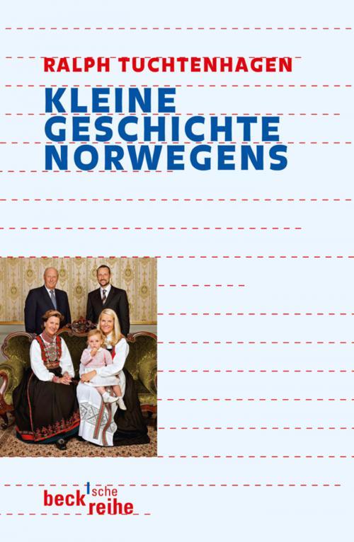 Kleine Geschichte Norwegens cover