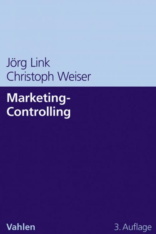 Marketing-Controlling cover