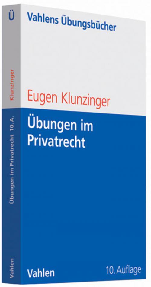 Übungen im Privatrecht cover