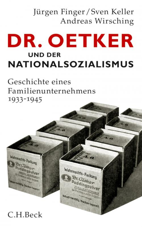 Dr. Oetker und der Nationalsozialismus cover
