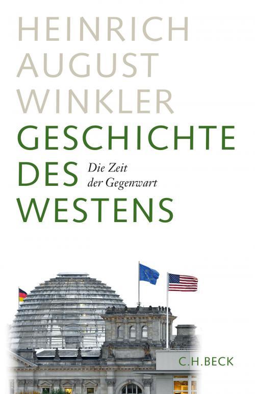 Geschichte des Westens cover