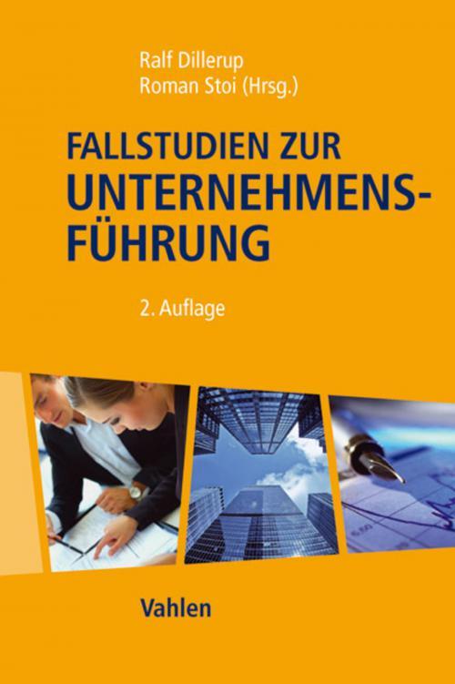 Fallstudien zur Unternehmensführung cover