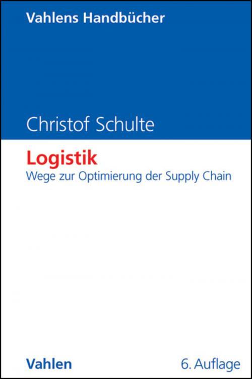 Logistik cover
