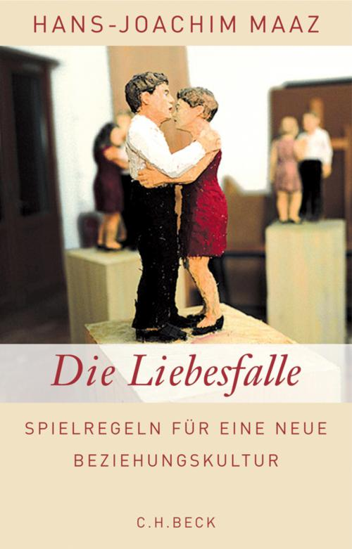 Die Liebesfalle cover