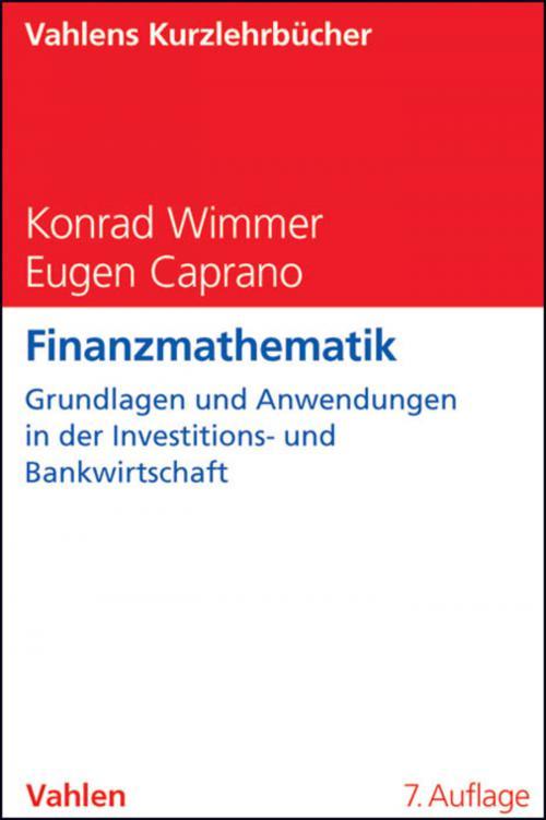Finanzmathematik cover