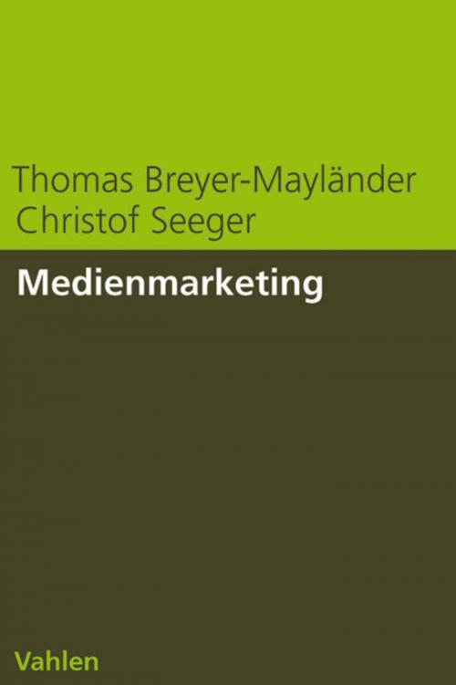 Medienmarketing cover