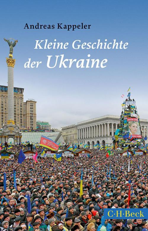 Kleine Geschichte der Ukraine cover