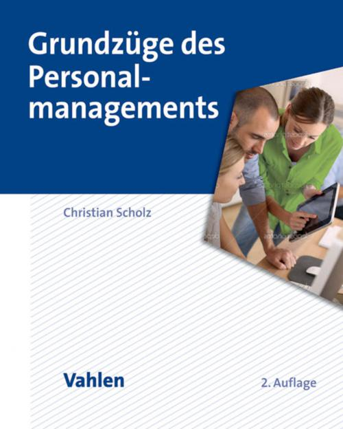Grundzüge des Personalmanagements cover