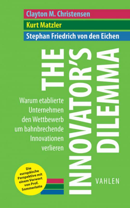 The Innovator's Dilemma cover