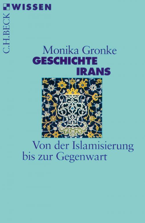 Geschichte Irans cover