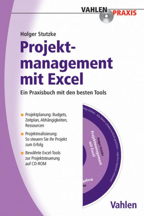 Projektmanagement mit Excel cover