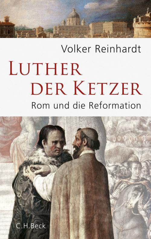 Luther, der Ketzer cover